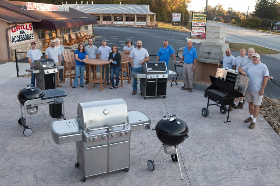 Your Outdoor Kitchen Professionals in Greenville, SC