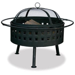 Import Outdoor Square Design Fire Bowl
