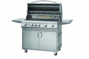 DelSol Freestanding Grill Base 40 Inch