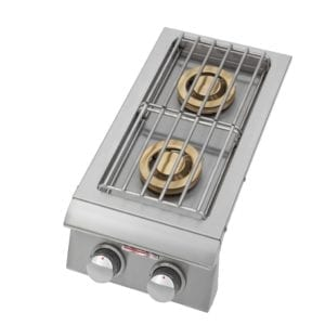 DelSol Double Side Burner
