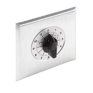 Automatic Stainless Steel Outdoor Rotary Shutoff Timer
