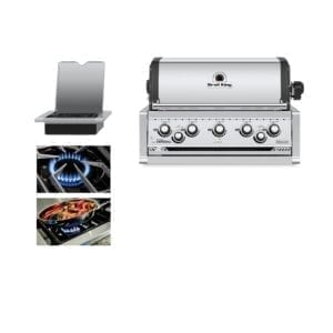 Broil King IMPERIAL™ 590 BUILT-IN 4